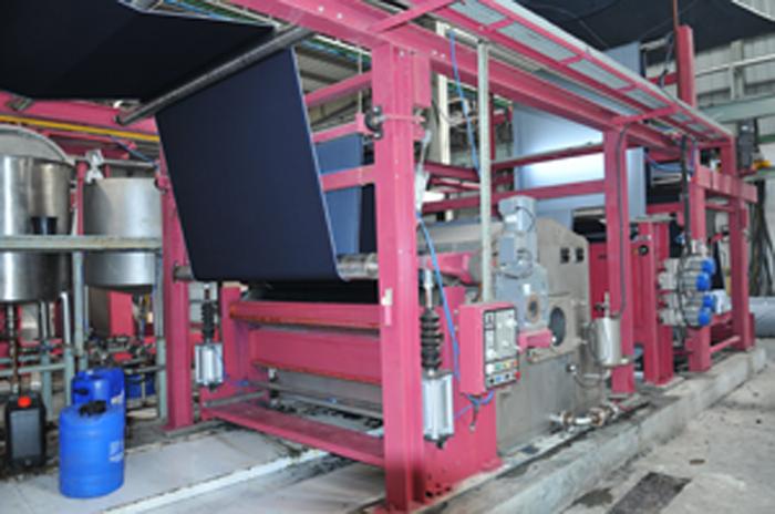 Denim Foam Finishing Machines : Denim Finishing,Denim Plant